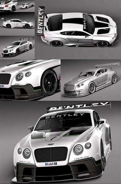 3D Models - Cars Model Collection V
