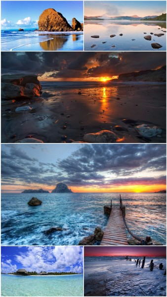 HD Sea photography (Pack 22)