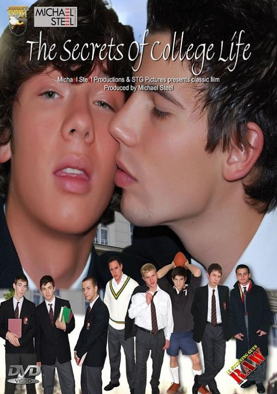 The Secrets Of College Life (DVD9)