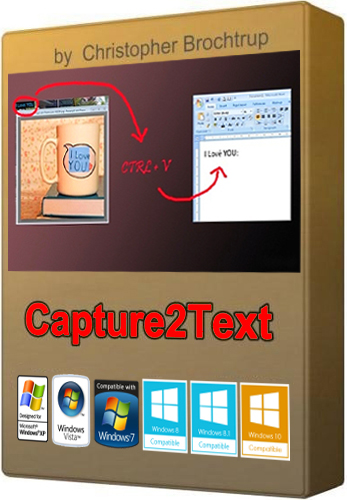 Capture2Text 4.3 (x86/x64) Portable