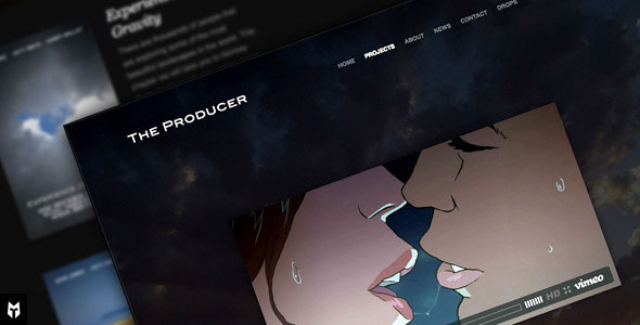Nulled ThemeForest - The Producer v100.4.0 - Responsive Film Studio WP Theme