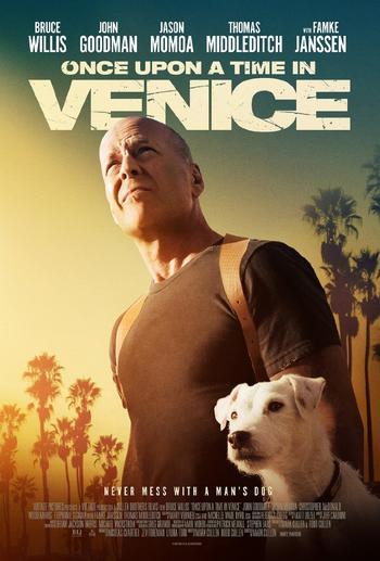 Once Upon A Time In Venice (2017) HDRip DD2.0 x264-BDP