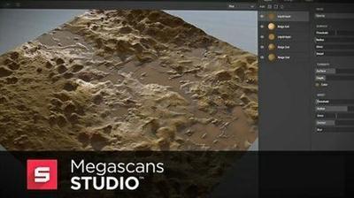 Quixel Megascans Studio 0.922