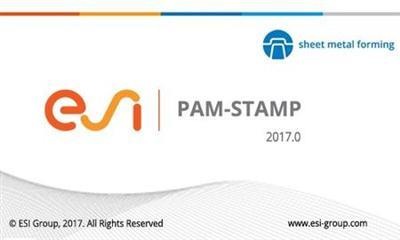 ESI PAM-STAMP 2017.0 (x86/x64) Multilingual