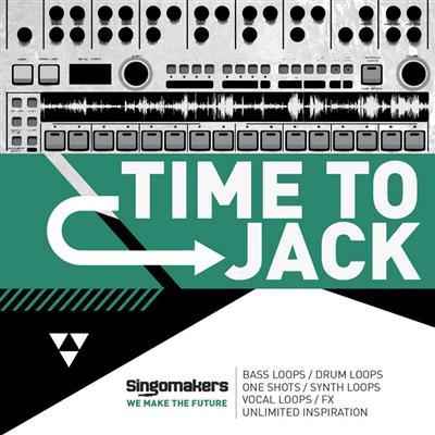 Singomakers Time To Jack MULTiFORMAT