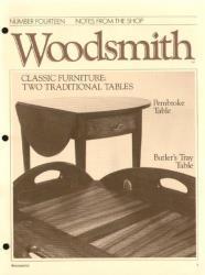 Woodsmith №19-24  (1982)