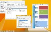 Windows 8.1 Pro 18685 BOX-PIP 2x1 by Lopatkin (x86-x64) (2017) [Rus]