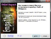 Empathy: Path of Whispers (2017) PC | RePack от FitGirl