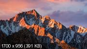 Amazing Wallpapers HD from macOS Sierra (2017)