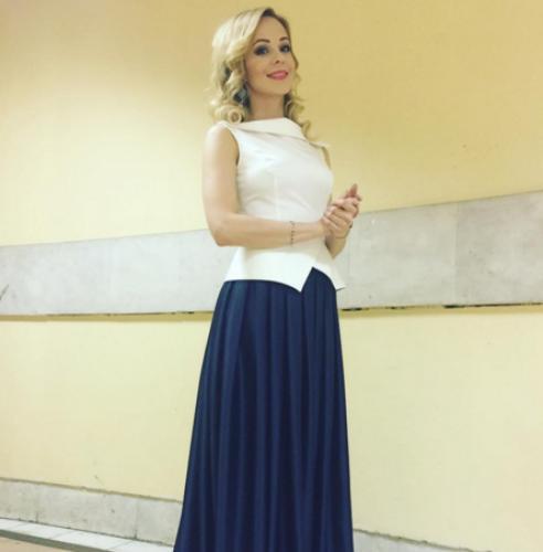 Актриса Ирина Медведева потеряла отца