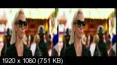 Три икса: Мировое господство 3D / xXx: Return of Xander Cage 3D (Лицензия) Горизонтальная анаморфная стереопара