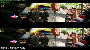 Три икса: Мировое господство 3D / xXx: Return of Xander Cage 3D  (Лицензия by Ash61) Вертикальная анаморфная стереопара