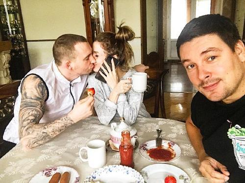 Андрей Чуев: «В отношениях с Мариной поставлена точка»