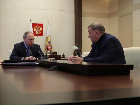Гендиректор Большого театра заступился за Серебренникова перед Путиным
