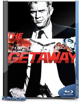 Побег / The Getaway (1972) BDRip 720p