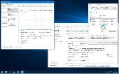 Windows 10 Pro 1511 10586.916 PIP by Lopatkin (x86-x64) (2017) [Rus]