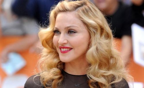 Поп-дива Мадонна закрутила новый роман с парнем из модельного бизнеса