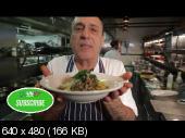 Дженнаро Контальдо - Тальятелле с куриной печенью  / Jamie Oliver's Food Tube  (2014) HDTVRip