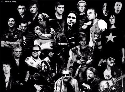 Русский рок: музыка, растущая внутрь себя
