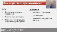 Павел Зыгмантович. Как избавиться от тревог и сомнений (2017) Вебинар