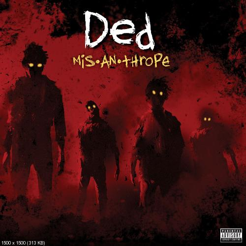 DED - Mis-An-Thrope (2017)