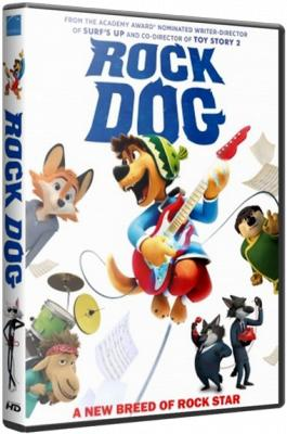 Рок Дог / Rock Dog (2016) BDRip 720p | iTunes