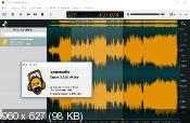 Ocenaudio 3.2.10 - полнофункциональный редактор аудио