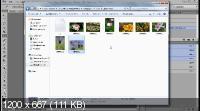 Пакетная обработка фотографий с помощью экшена (2017)