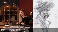 Современное исскуство. Композиция. Иллюстрация. Персонаж и среда (2017)