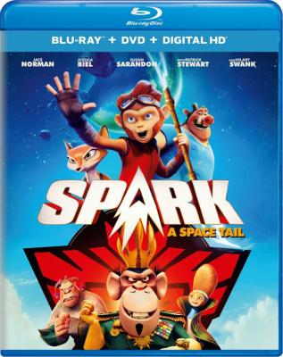 СПАРК. Герой Вселенной / Spark: A Space Tail (2016) BDRip 1080p