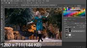 Как сделать боке в фотошоп (2017) HDRip