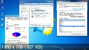 Windows 7  SP1 AIO 5in1 x64 July 2017 Team OS
