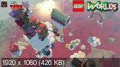 LEGO Worlds [v 1.2 + 3 DLC] (2017) PC | RePack от R23-K