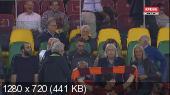 Футбол. Лига чемпионов 2017-18. Групповой турнир. Группа C. 1-й тур. Рома (Италия) - Атлетико М (Испания) [12.09] (2017) HDTVRip 720p