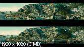 Чудо-женщина 3D / Wonder Woman 3D (Лицензия by Ash61) Вертикальная анаморфная стереопара