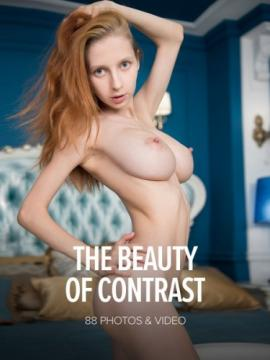 Helga Grey - The Beauty Of Contrast Backstage (aka Goldie Baby) (2017) FullHD 1080p