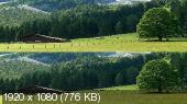 Альпы 3D: Снежные ландшафты 3D / Alps 3D - Paradise of Europe 3D Вертикальная анаморфная стереопара