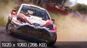 WRC 7 FIA World Rally Championship (2017) PC | Лицензия