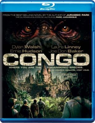 Конго / Congo (1995) BDRip 720p
