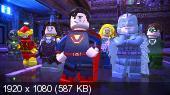 LEGO DC Super-Villains Deluxe Edition (2018) PC | RePack от xatab