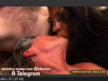 Hightide (Veronica Moser, Angelina, 2 males) VM49 - A TELEGRAM [HD 720p] Blowjob, Group, Milf