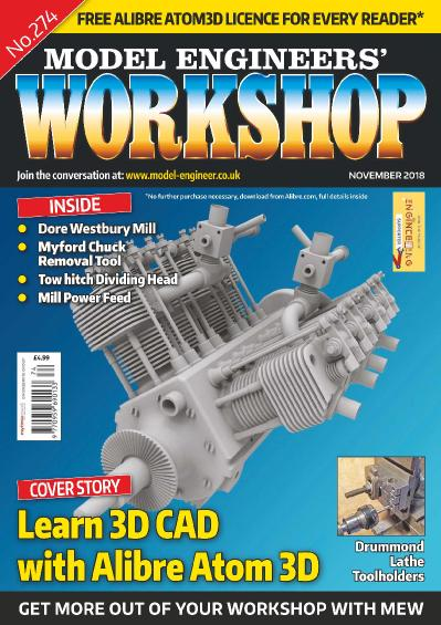 2018-11-01 Model Engineers Workshop