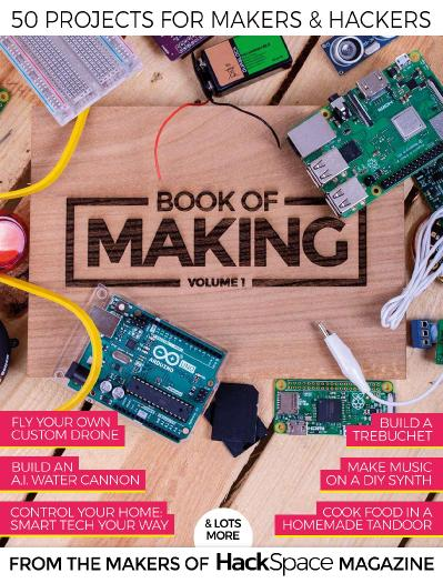 Book of Making - Volume 1 2018