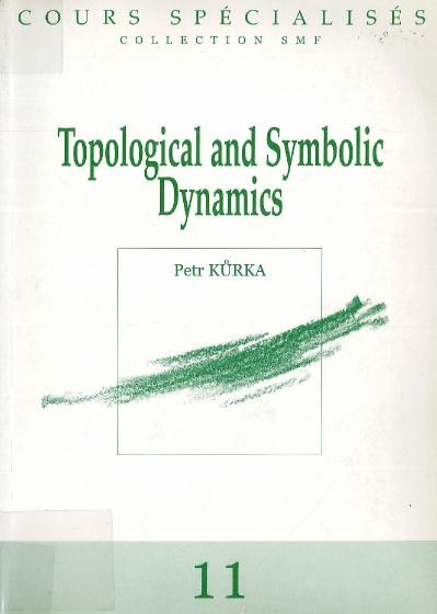 Topological and Symbolic Dynamics