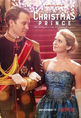 ����� �� ��������� / A Christmas Prince (2017) WEB-DL 1080p