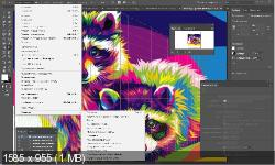 Adobe Illustrator CC 2019 23.0.1.540 by m0nkrus ML/RUS